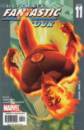 Ultimate Fantastic Four (2004) -11- Doom: Part 5