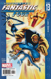 Ultimate Fantastic Four (2004) -13- N-Zone One of Six