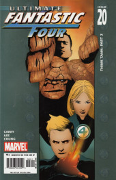 Ultimate Fantastic Four (2004) -20- Think Tank: Part 2