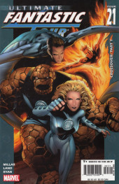 Ultimate Fantastic Four (2004) -21- Crossover Part 1