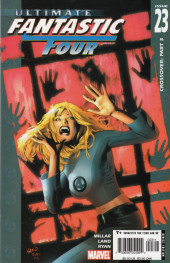 Ultimate Fantastic Four (2004) -23- Crossover Part 3 of 3