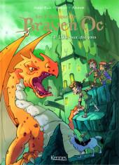 Les chroniques de Braven Oc -4- L'Île aux dragons