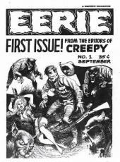 Eerie (Warren Publishing - 1965) -1- Ashcan - one shot