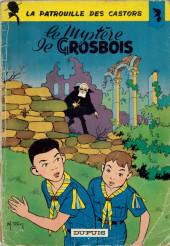 La patrouille des Castors -1a64'- Le Mystère de Grosbois