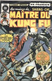 Les mains de Shang-Chi, maître du Kung-Fu (Éditions Héritage) -22- Cage de mythes, ménagerie de miroirs !