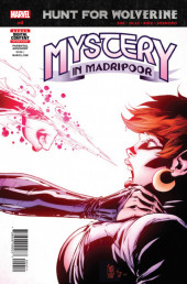 Hunt for Wolverine: Mystery in Madripoor (2018) -4- Issue #4
