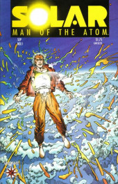 Solar, Man of the Atom (1991) -1- No Place Like Home; (Second Death part 1)
