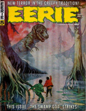 Eerie (Warren Publishing - 1965) -5- The Swamp God