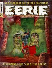 Eerie (Warren Publishing - 1965) -6- The Cave of the Druids