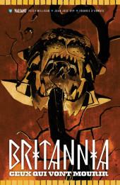 Britannia -2- Ceux qui vont mourir