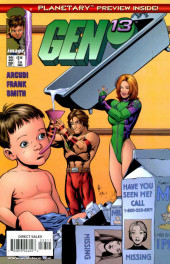 Gen13 (1995) -33- Burning the Candle at Both Ends