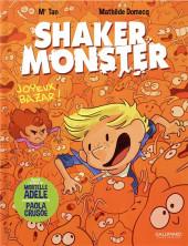 Shaker Monster -3- Tome 3