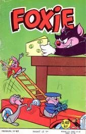 Foxie -61- Fox et Croa : Industries du froid