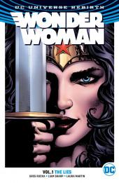Wonder Woman (2016) -INT01- Wonder Woman Volume 1: The Lies