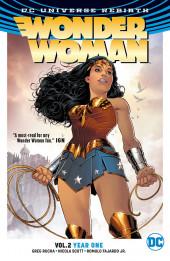Wonder Woman (2016) -INT02- Wonder Woman Volume 2: Year One