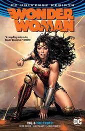 Wonder Woman (2016) -INT03- Wonder Woman Volume 3: The Truth