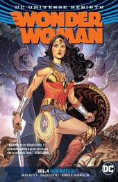 Wonder Woman (2016) -INT04- Wonder Woman Volume 4: Godwatch