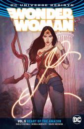 Wonder Woman (2016) -INT05- Wonder Woman Volume 5: Heart of the Amazon