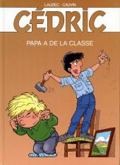 Cédric -4FL- Papa a de la classe