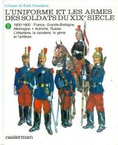 (AUT) Funcken -U5 2- Uniformes et armes des soldats du XIXe siècle - Tome 2