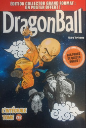 Dragon Ball - La Collection (Hachette) -3- L'intégrale Tome 3