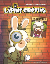 Lapins crétins (The) -11- Wanted
