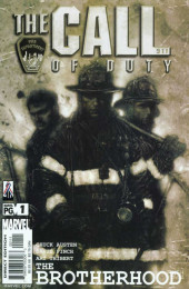 Call of Duty: The Brotherhood -1- Issue 1