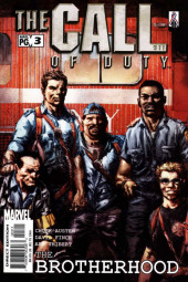 Call of Duty: The Brotherhood -3- Issue 3