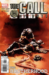Call of Duty: The Brotherhood -4- Issue 4