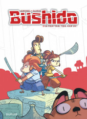 Bushido (Gloris) -2- Un pour tous, tous pour un !