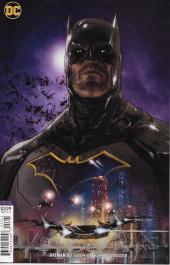 Batman (2016) -53A- Cold Days, Part Three