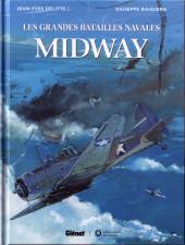 Les grandes batailles navales -9- Midway