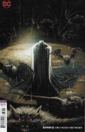Batman (DC Comics - 2016) -52A- Cold Days, Part Two