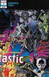 Fantastic Four (2018) -1N- Fourever Part One