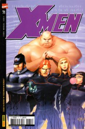 X-Men (Marvel France 1re série - 1997) -71- Soupçons