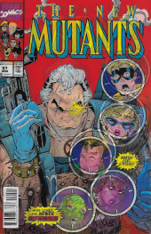 Cable (2017) -150A- The Newer Mutants: Chapter one