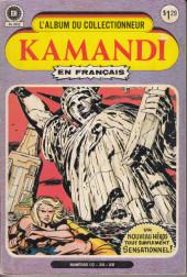 L'album du collectionneur (Éditions Héritage) -REC2052- Contient: Kamandi n°1/2, 3/4 et 5/6)