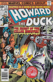 Howard the Duck (1976) -6- The Secret House of Forbidden Cookies!