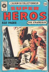 L'album du collectionneur (Éditions Héritage) -133- Recueil Super-héros 133
