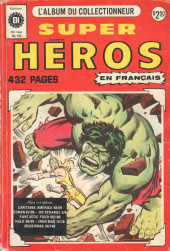 L'album du collectionneur (Éditions Héritage) -143- Recueil Super-héros 17
