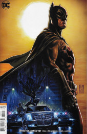 Detective Comics (1937) -987VC- On The Outside - Finale