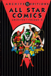 All Star Comics Archives (1991) -INT05- All Star Comics Archives #5
