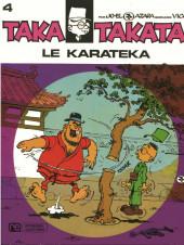 Taka Takata -5''- Le karateka