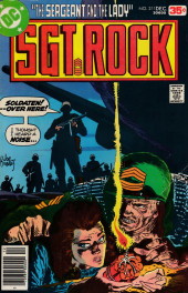 Sgt. Rock (1977) -311- The Sergeant and the Lady!