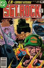Sgt. Rock (1977) -315- C.B. -- Combat Antenna
