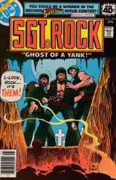 Sgt. Rock (1977) -324- Ghost of a Yank!