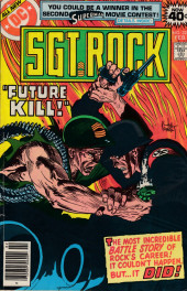 Sgt. Rock (1977) -325- Future Kill!