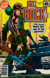Sgt. Rock (1977) -328- Waiting For Rock