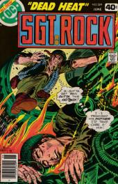 Sgt. Rock (1977) -329- Dead Heat!