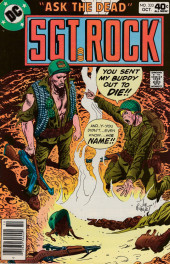 Sgt. Rock (1977) -333- Ask the Dead